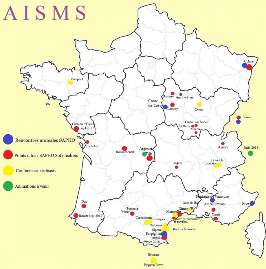 France regions departements 2021